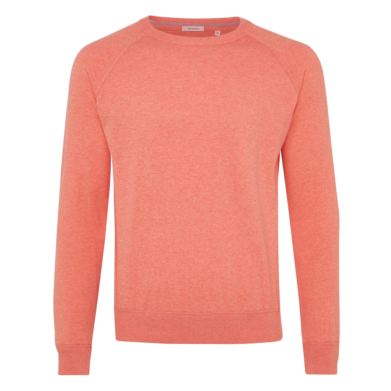 Ties | Pullover long sleeve coral