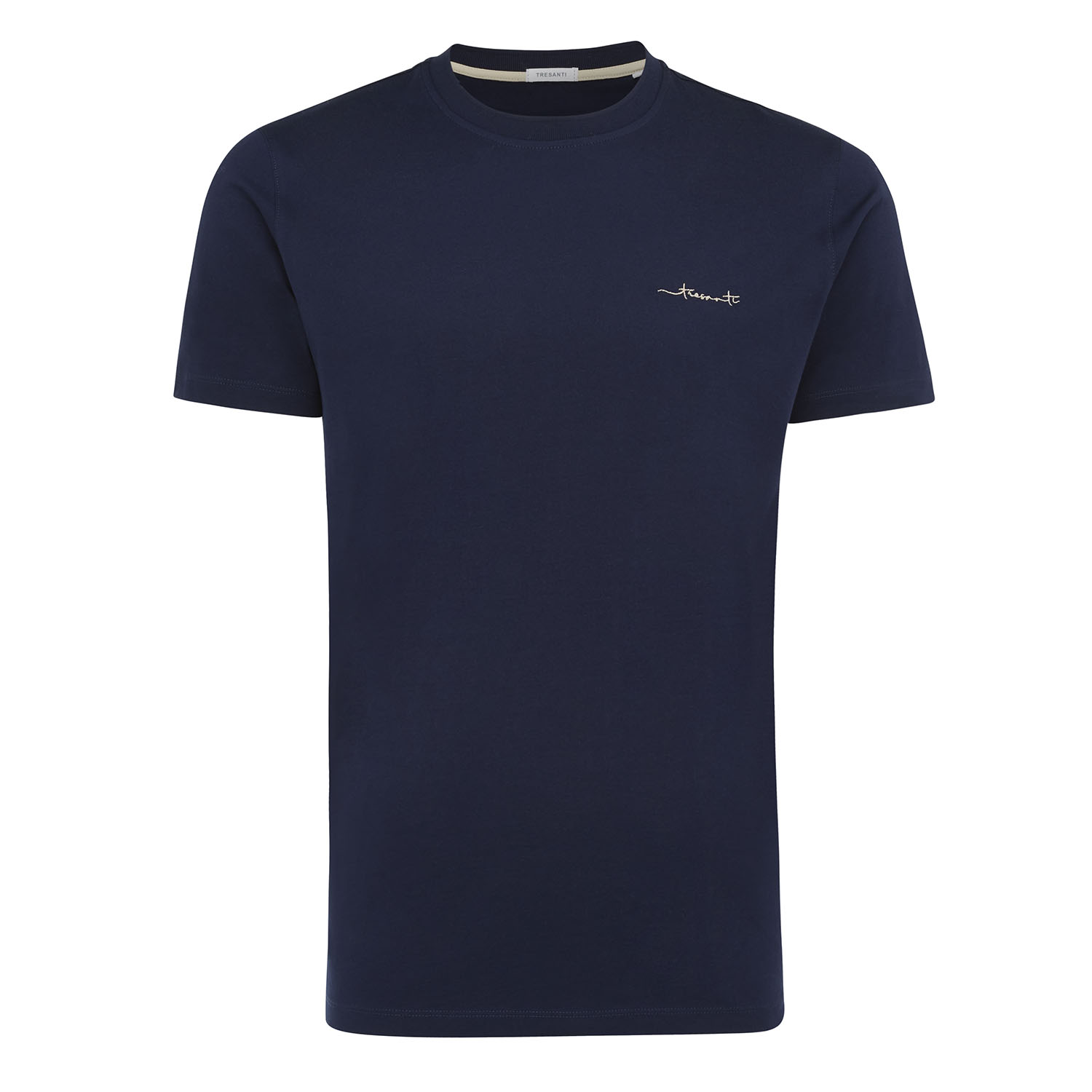 Mauro | T-shirt TRESANTI embroidery navy