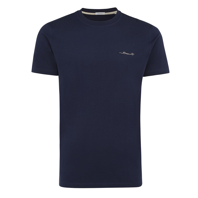 Mauro | T-shirt TRESANTI embroidery navy