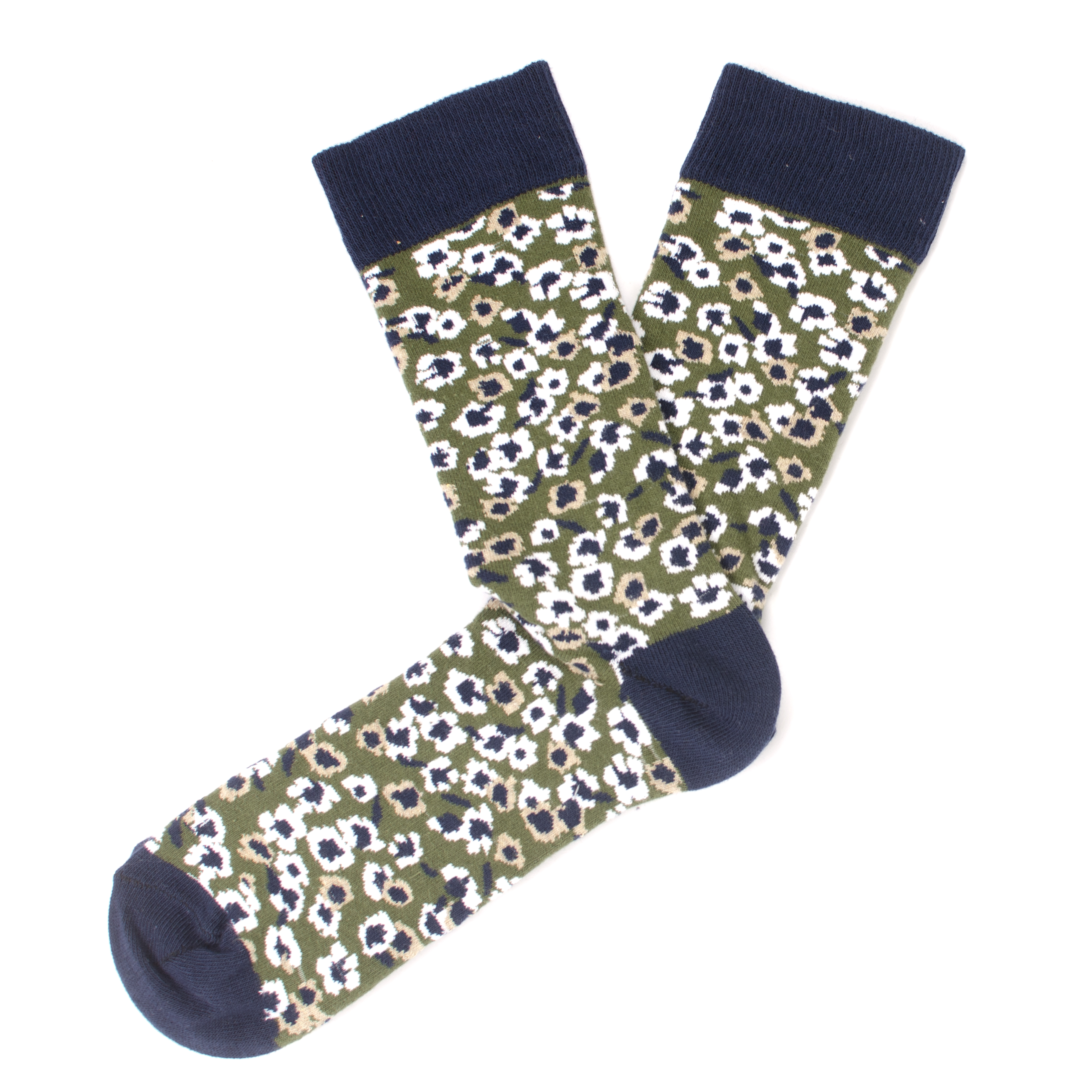 Jarin | Socks with flower