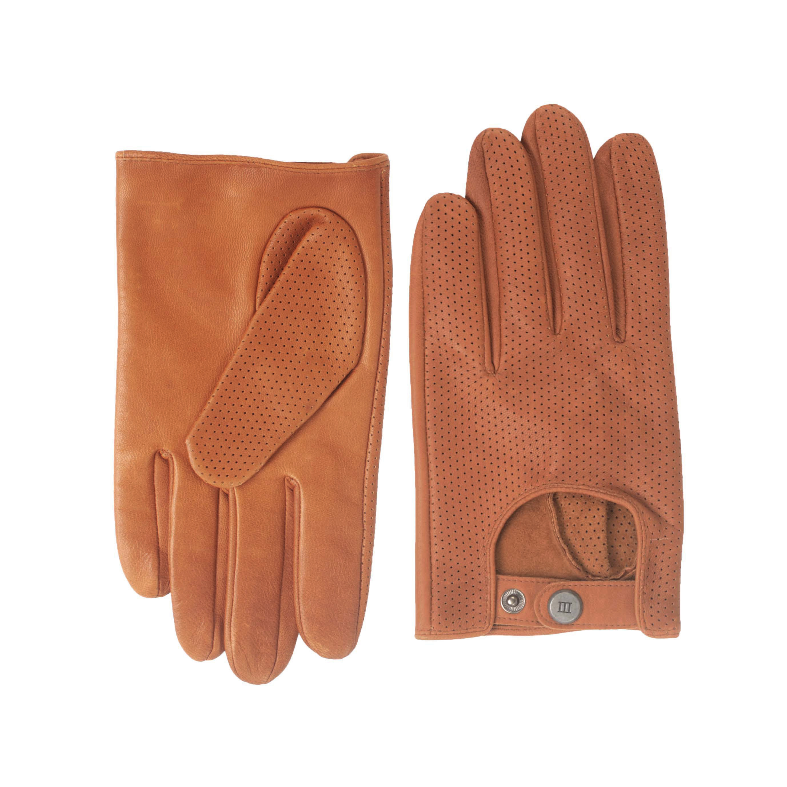 Jannick | Leather car gloves