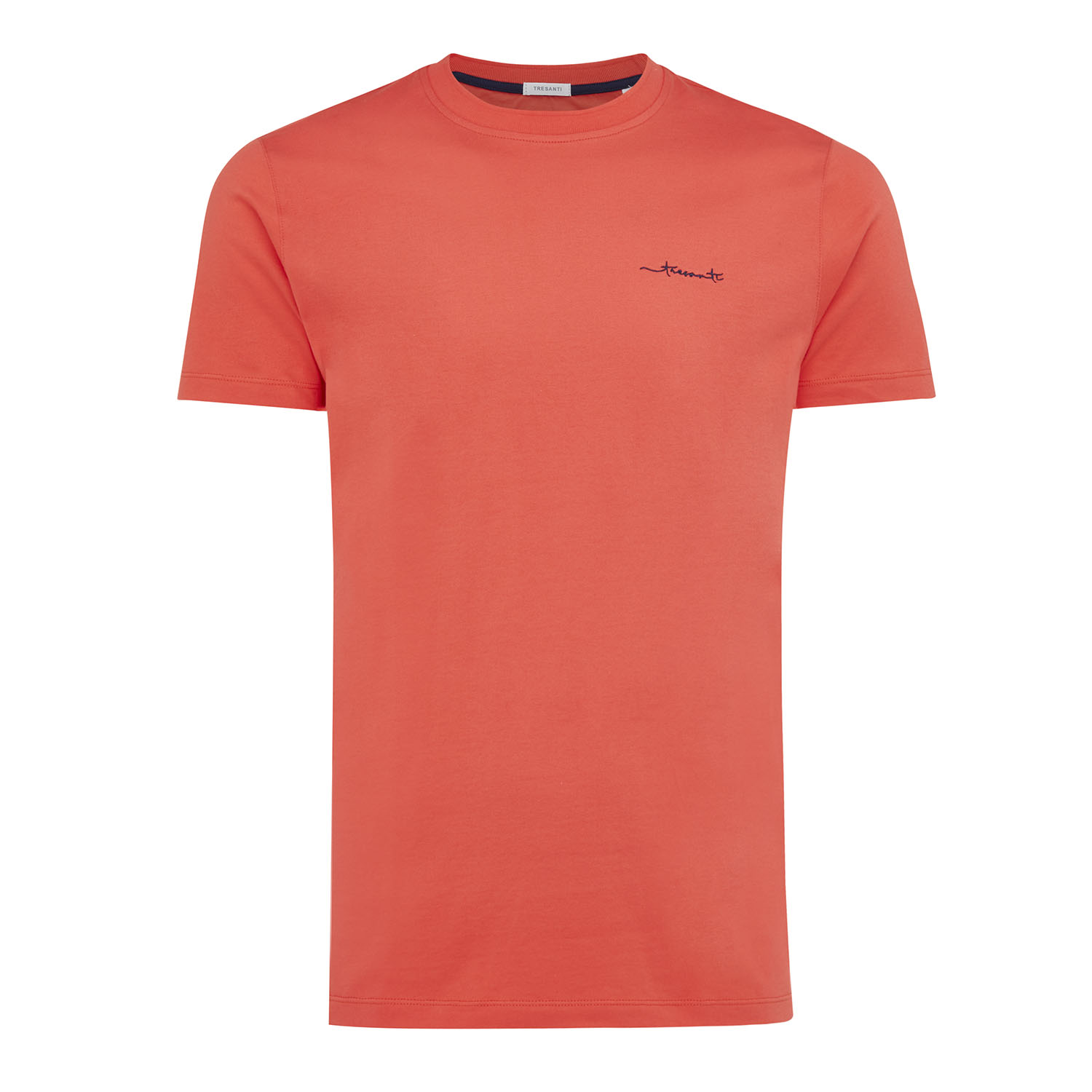 Mauro | T-shirt TRESANTI embroidery red