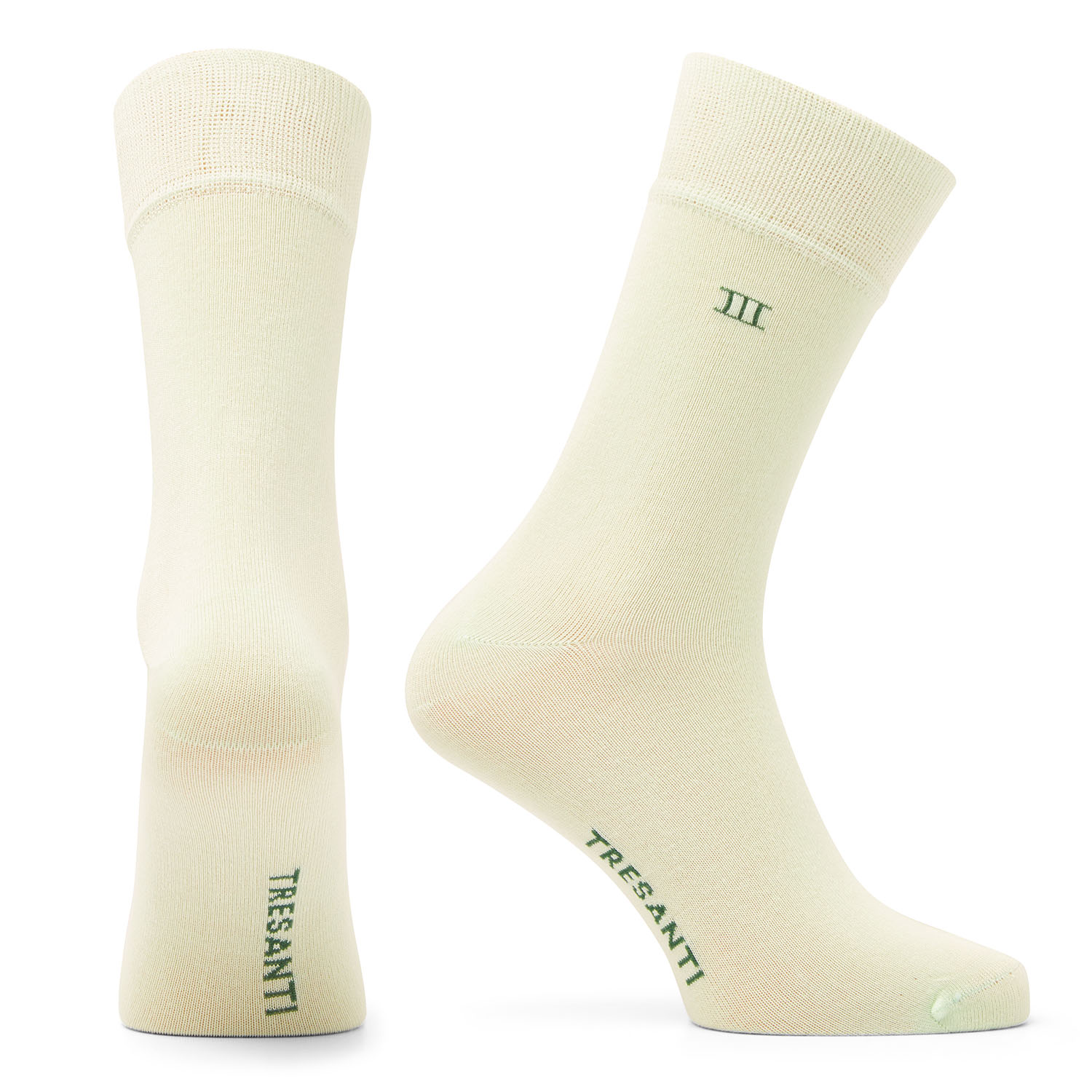 Bamboo socks mint