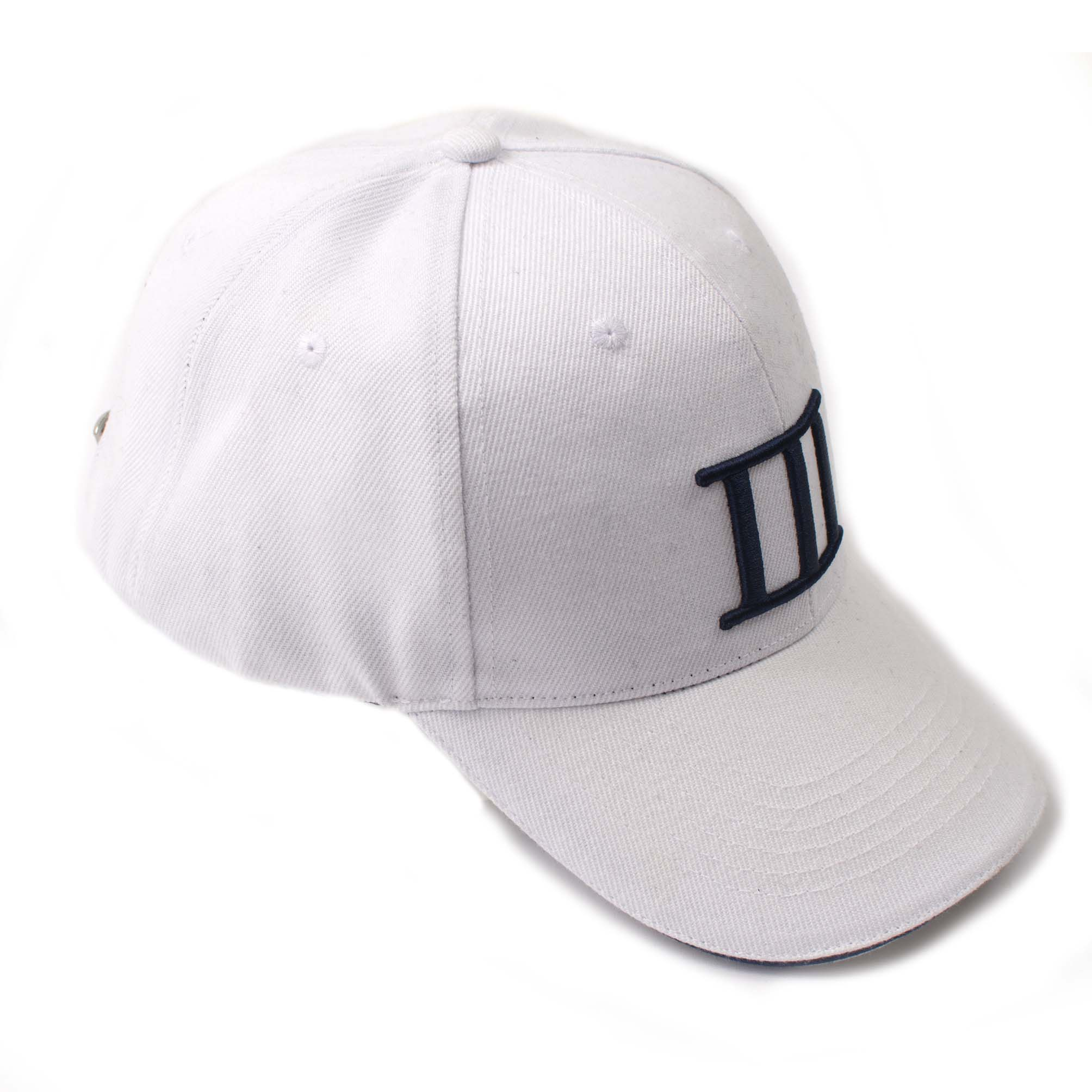 Cap branded Tresanti white