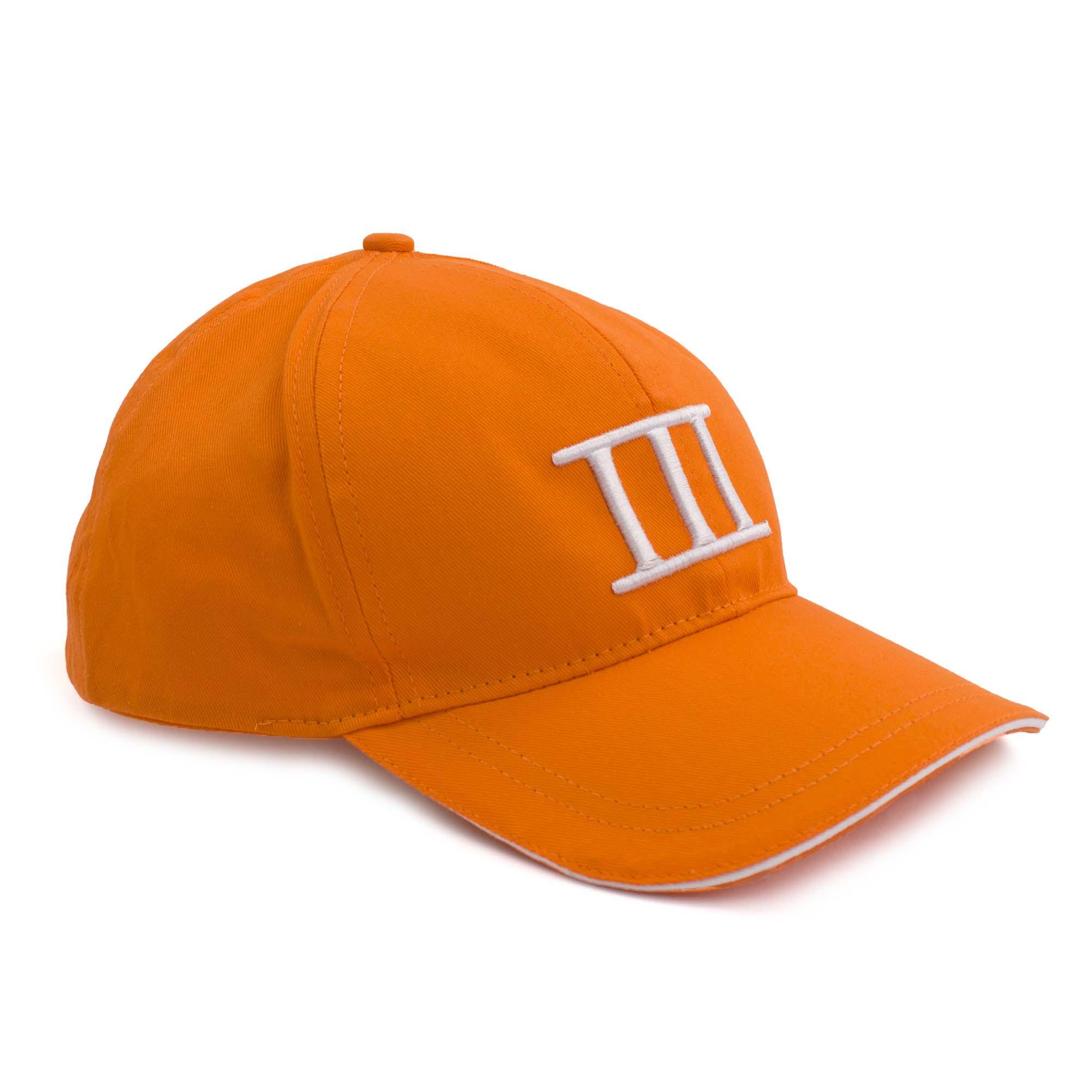 Tresanti  baseball cap orange