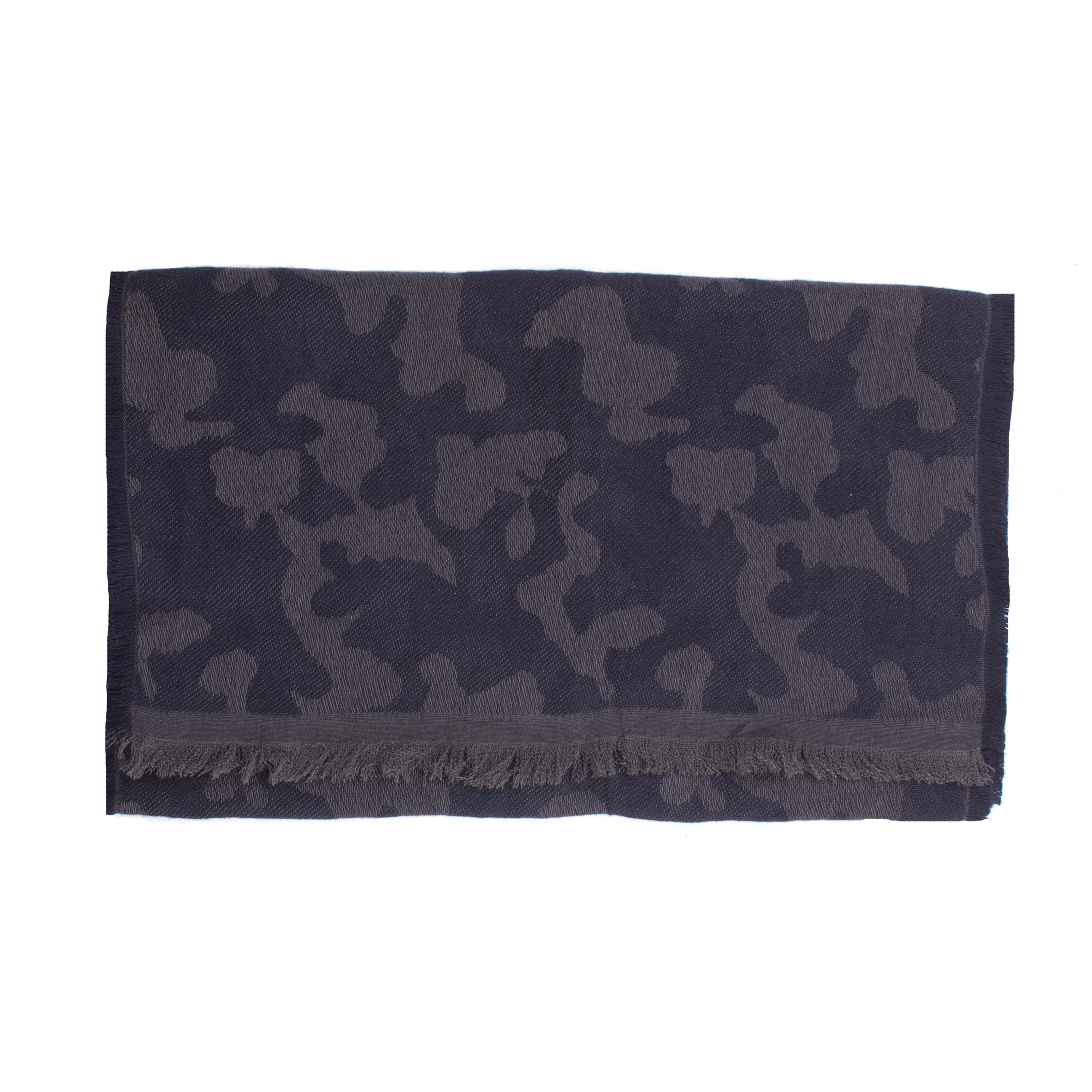 Scarf of bamboo quality army