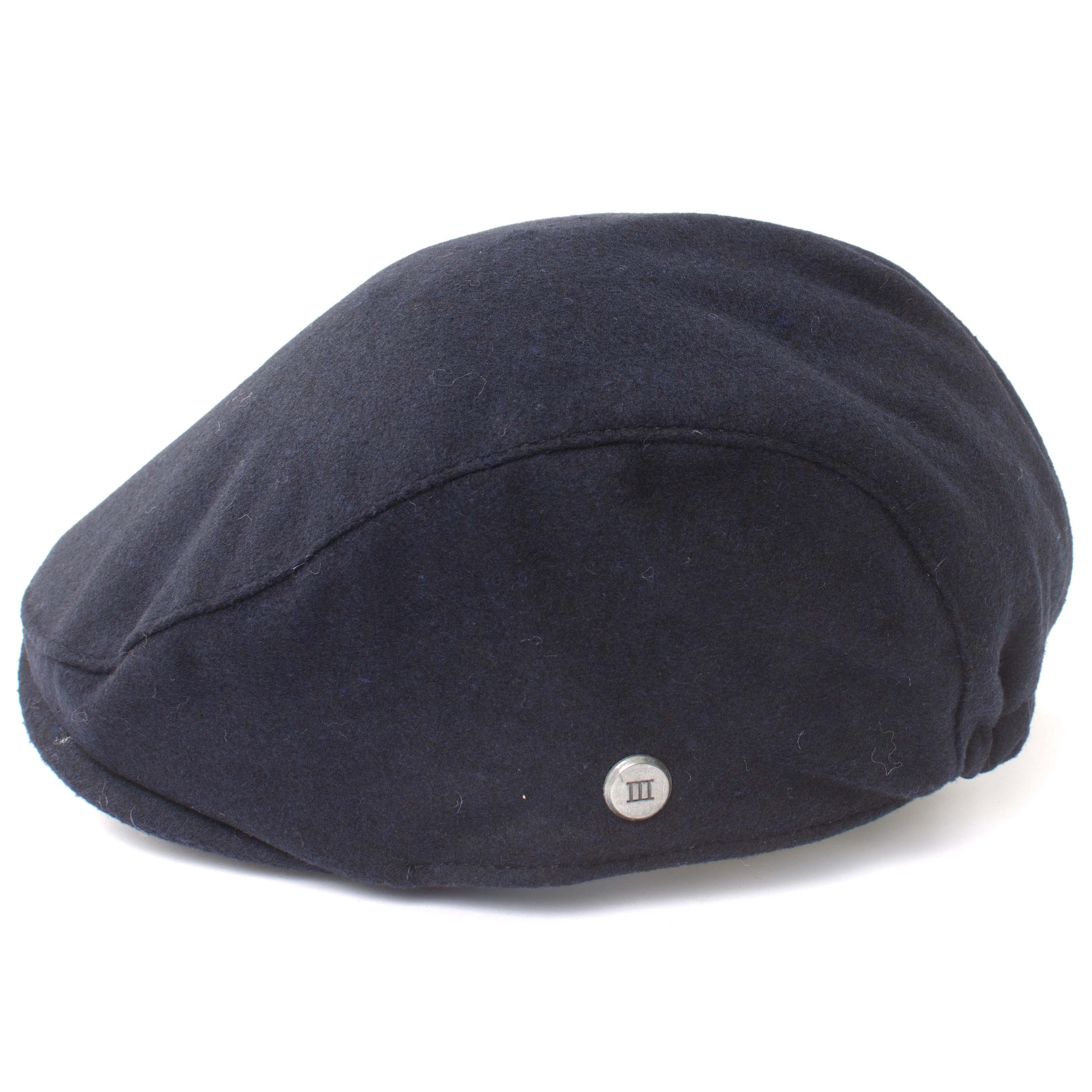 Jaco | Plain flatcap navy