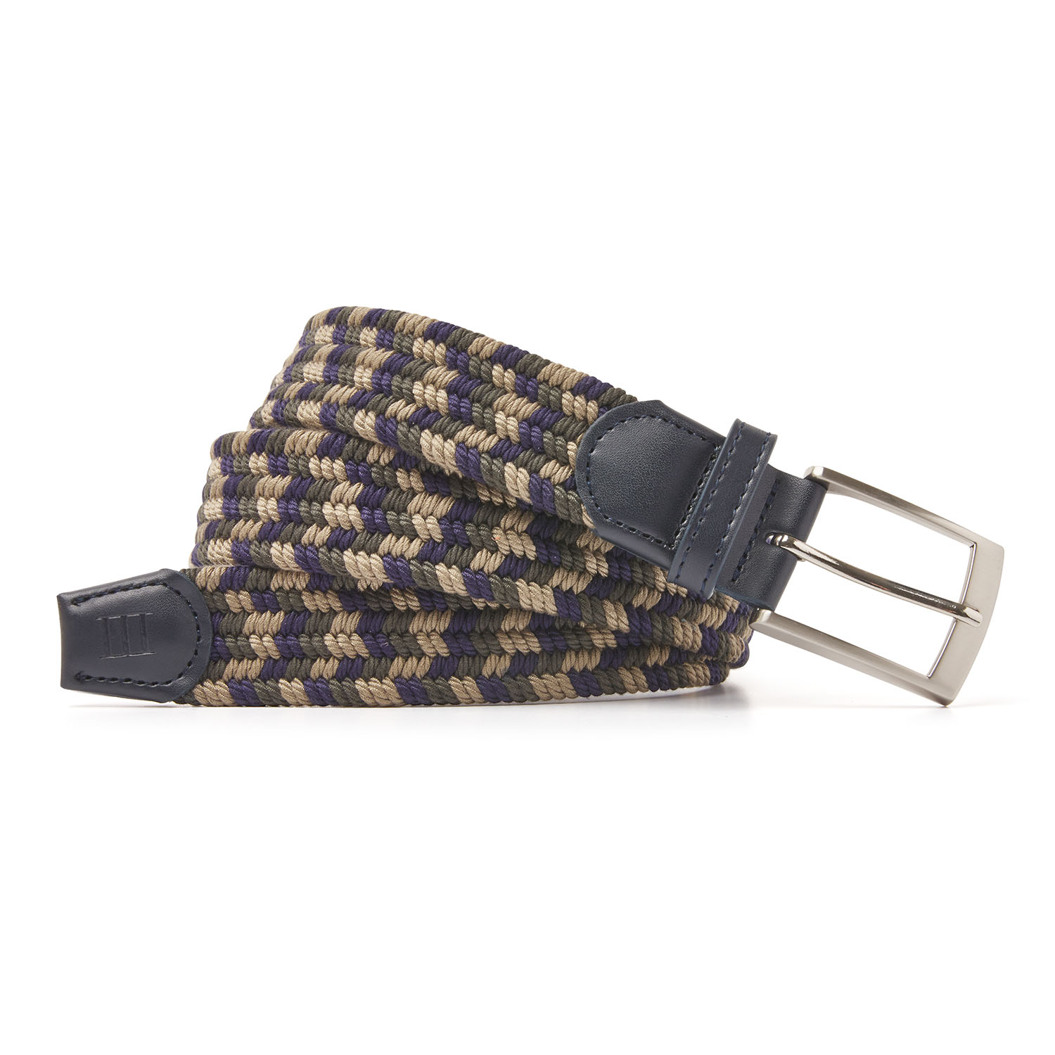 Matz | Braided belt multi colour