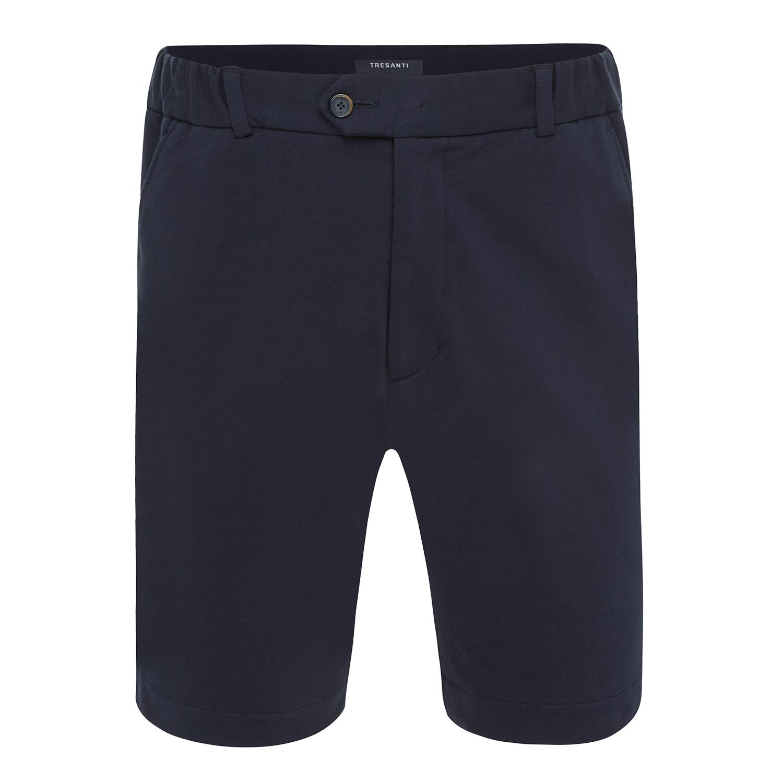Trey | Shorts stretch navy