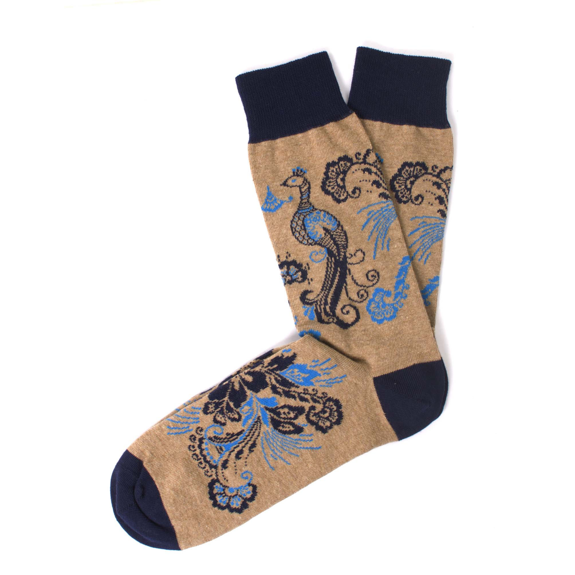 Socks cotton persian design