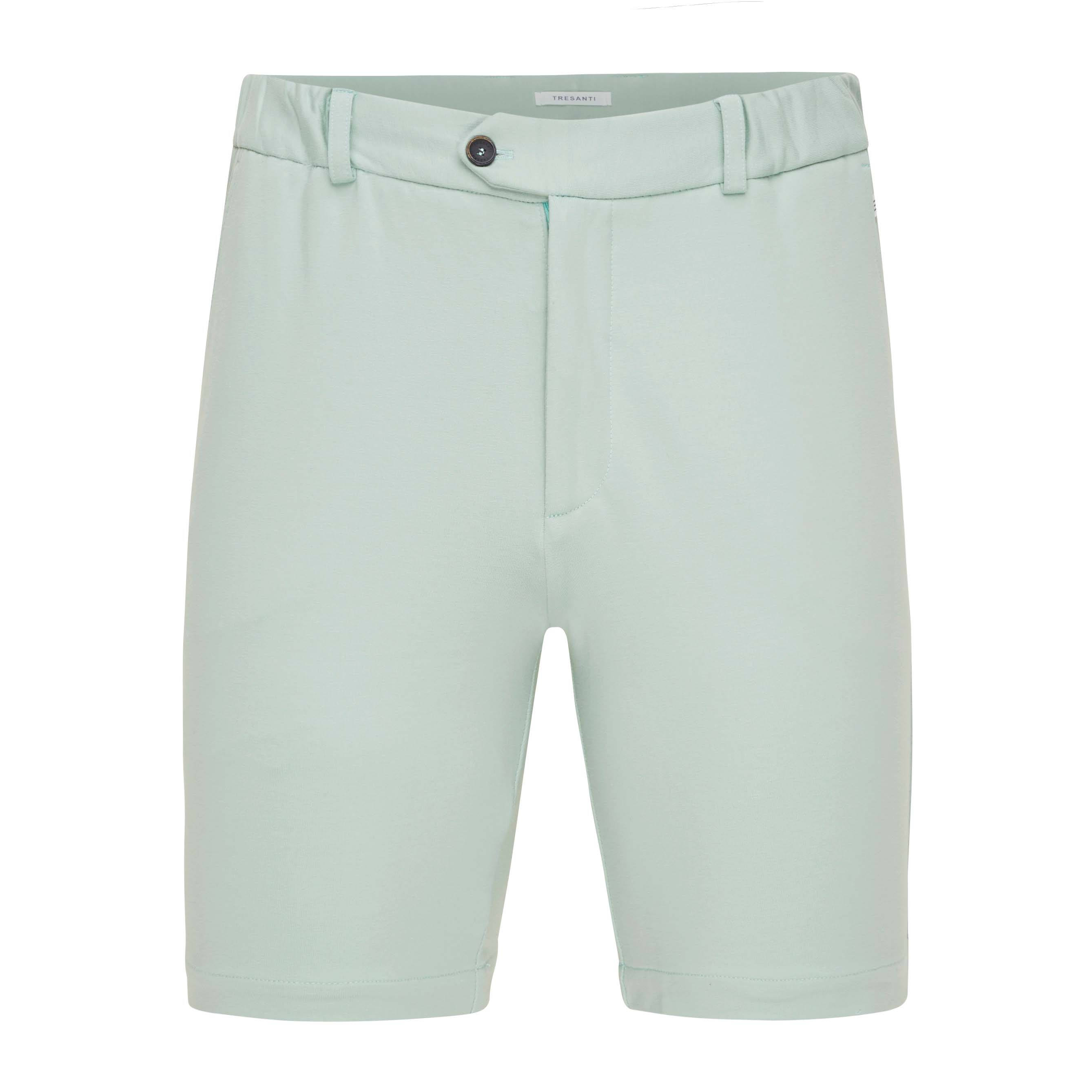 Trey | Shorts stretch mint green