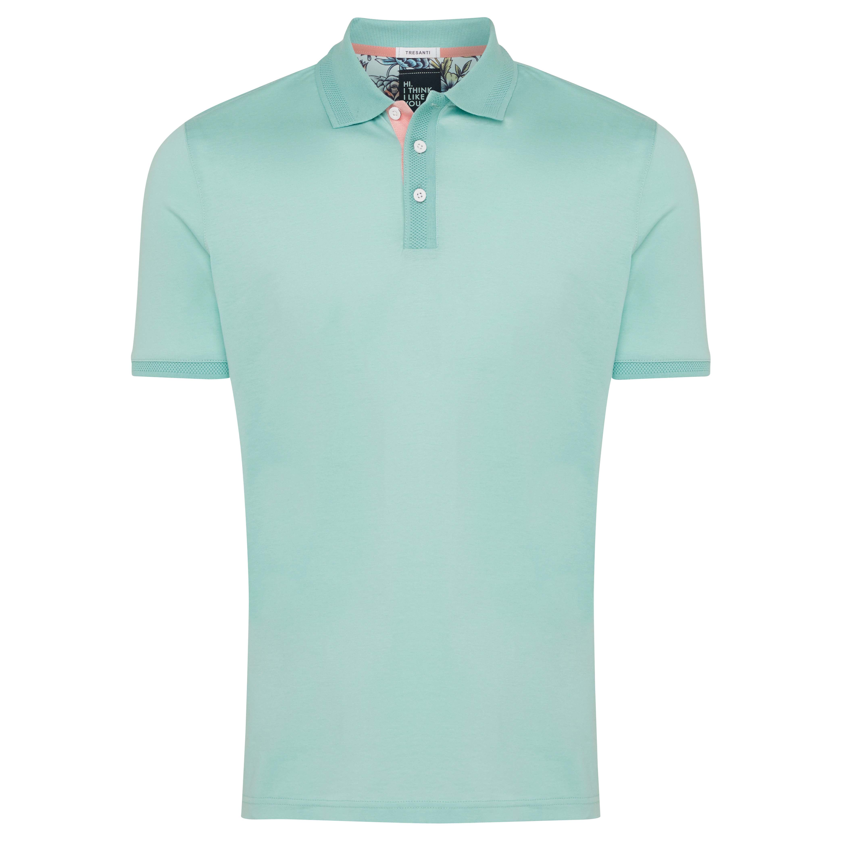 Tripp | Poloshirt mercerized mint green