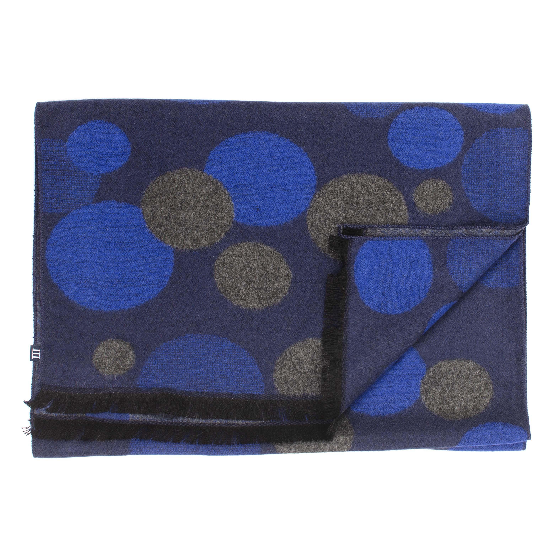 Jille | Scarf Irr dots scarf in blue