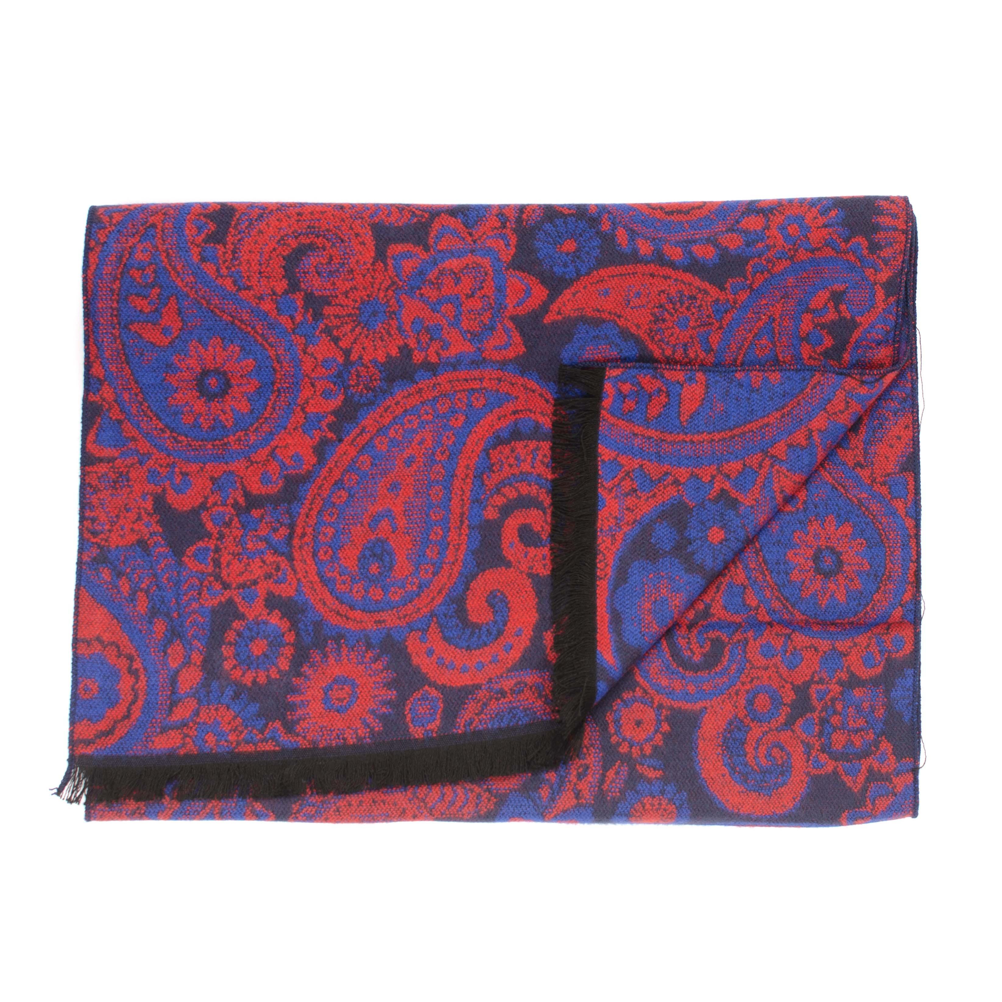 Jasiri | Scarf paisley in red