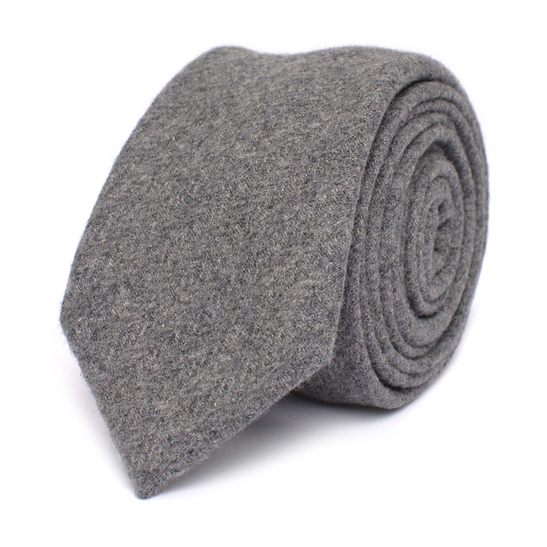 Tie woolblend