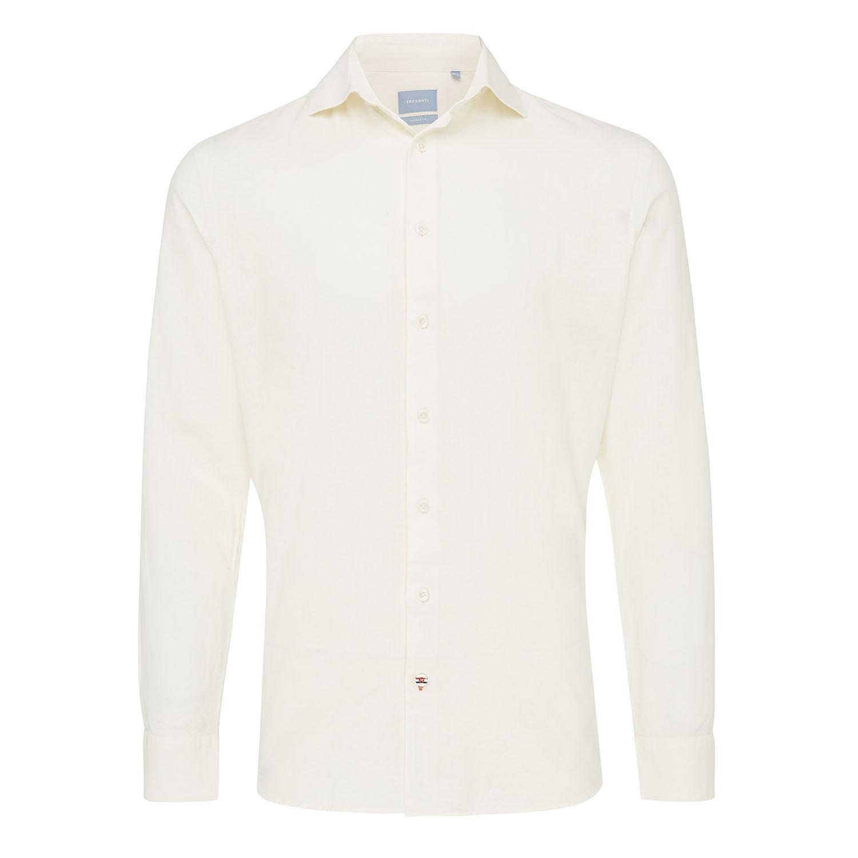 Maxim | Shirt linen beige