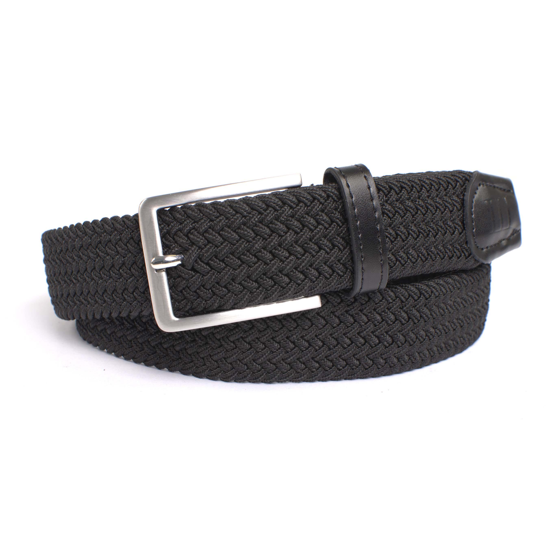 Belt braided black
