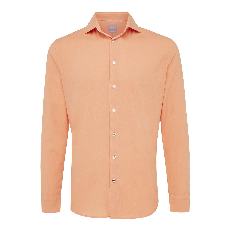 Maxim | Shirt linen pink