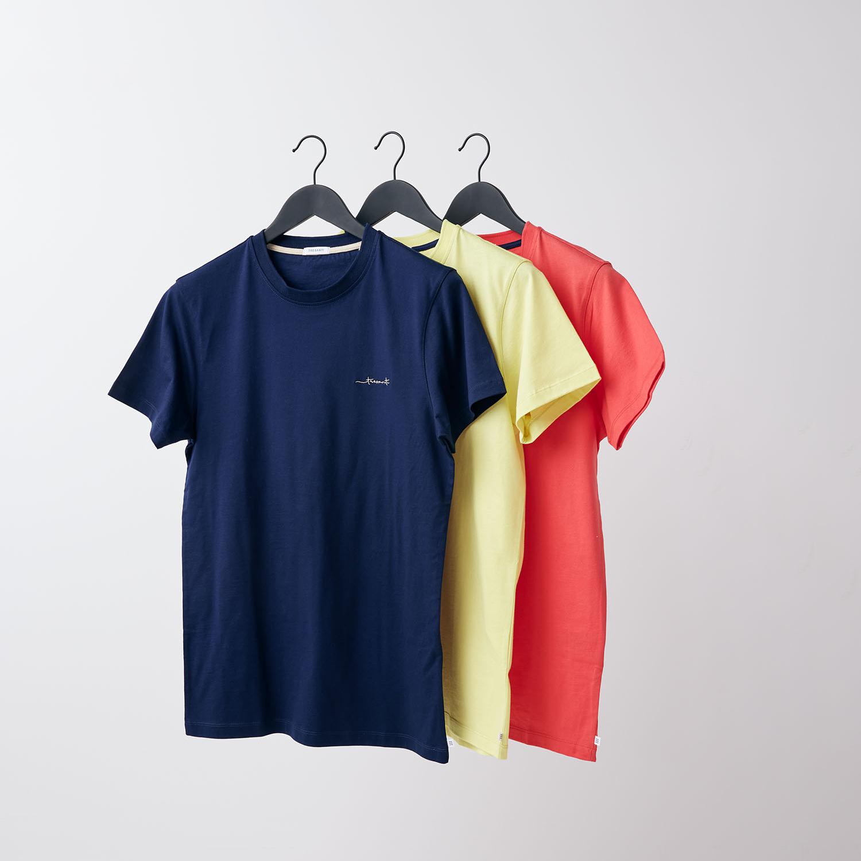 Mauro | T-shirt TRESANTI embroidery red