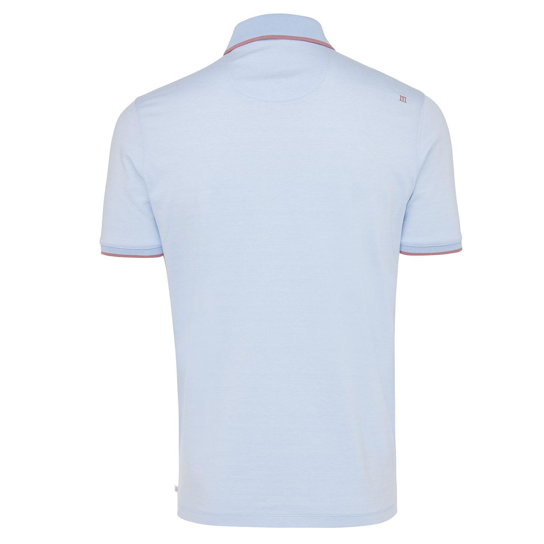 Tomas | Poloshirt detailed light blue