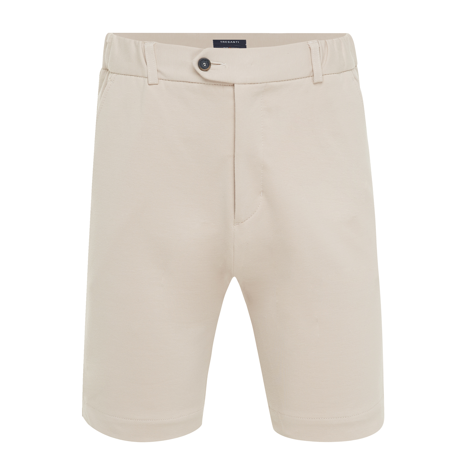 Trey | Shorts stretch beige